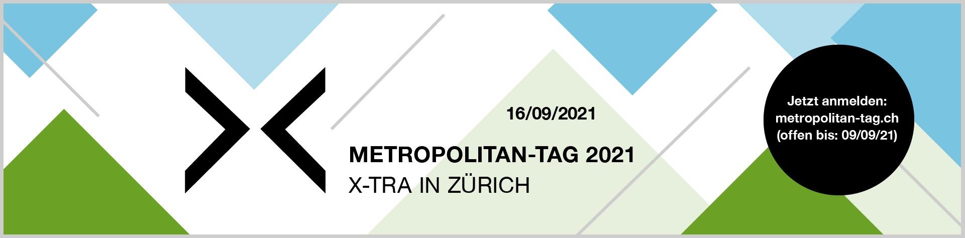 Metropolitan-Tag